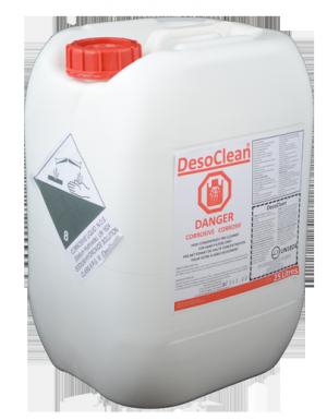 DesoClenz™ Filter Cleaning Process